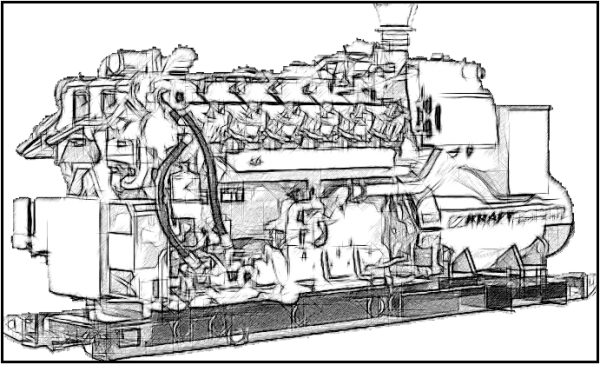 Applications Gas Engine Controls